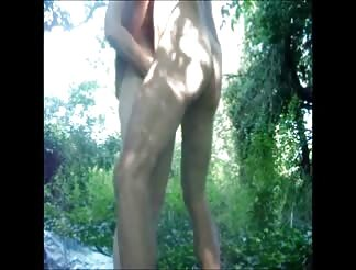 Legs love in the forest