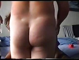 Karens 1st anal cumming