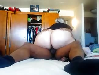 Hard anal sex with fat white chick
