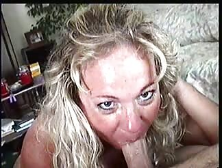 andi sucking my hard cock pretty well