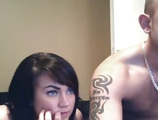 dirty couple caught on cam