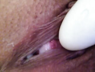 Pussy cream up and squirt