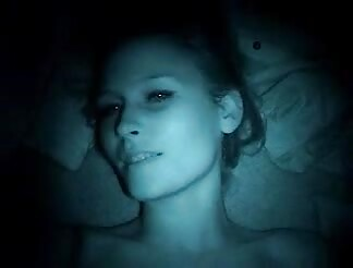 Drunk nice lady pounding in nightvision