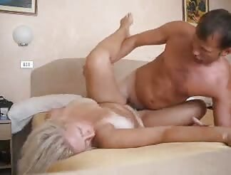 cougar getting a good fuck
