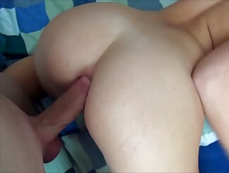 HOTTEST girl ever anal fucked