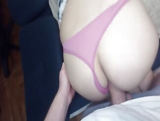 Super wife fucked from behind