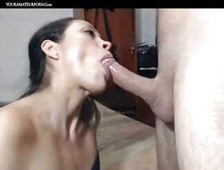 Rough face fucking ex wife
