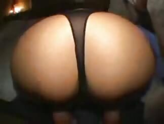 Drunk lady with pretty booty has unexpected porn