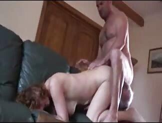 Cum eating bi cuckold eats wifes creampie