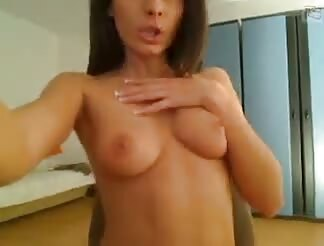 lovely Romanian woman with perfect titties and behind