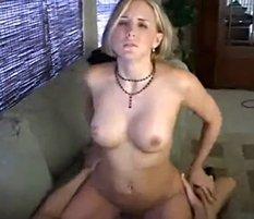 Sexy Milf Riding Cock