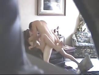 College lady caught on hidden cam having a good fuck