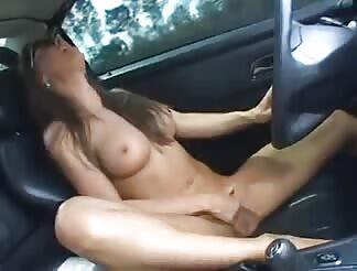 Rocks my world in the car