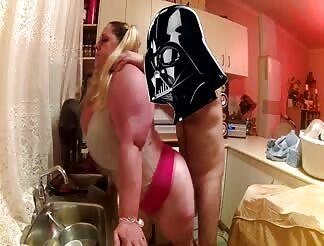 Amateur anal Vanessa