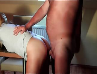 Nasty homemade couple anal sex