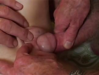 Lucky Old Guy Fucks A Young Chick