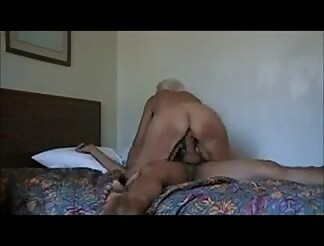 89 years old granny sucking fucking and facialized