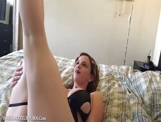 Super hot couple 1st sextape