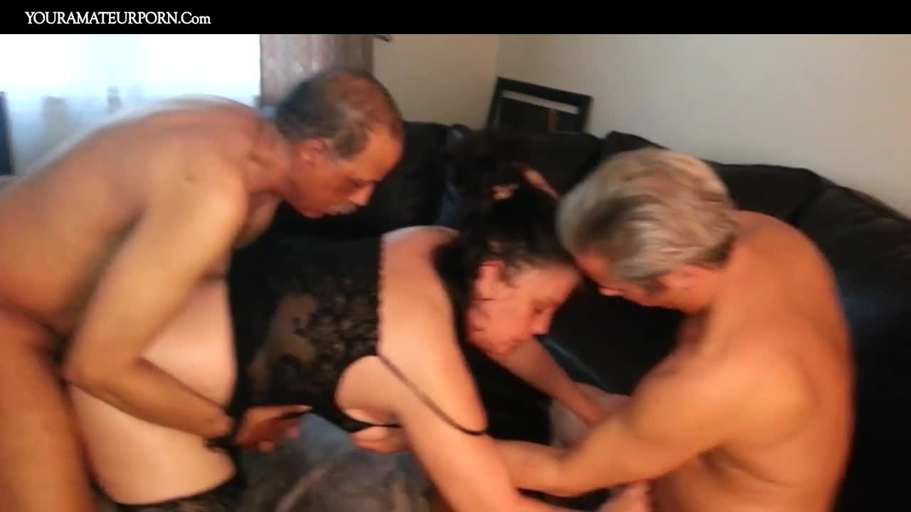 Amateur Porno Cutre nasty whore fucked dp in a threesome at youramateurporn