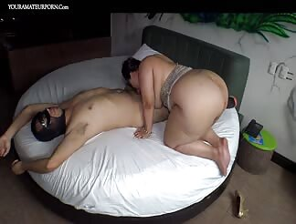Big Latin ass chick getting fucked