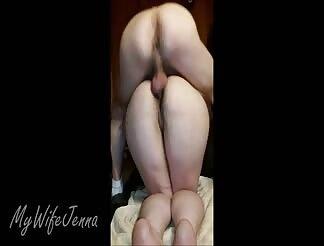Anal sex with my wife Jenna