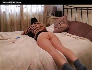 British slave wife sucking and fucking anal