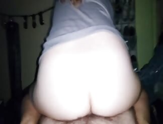 Great View On Her PAWG Ass