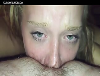 Fucked my nasty GF till she started squirting