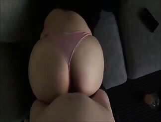 Hot Japanese college girl fucked in the evening