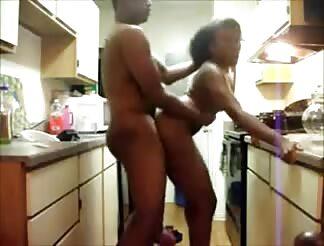 Dark sweety slutty kitchen sex