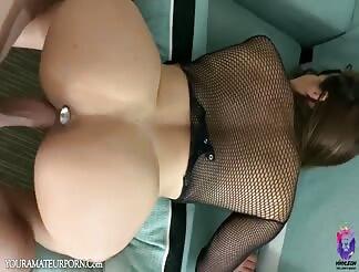 Sexy Instagram slut anal fucked