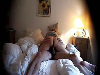 Wife Fucked on hidden cam