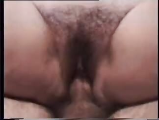 haired snatch liking cock ride