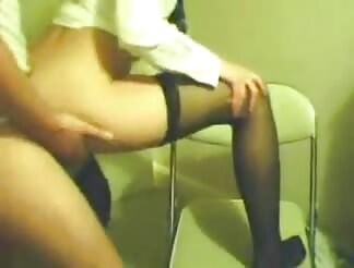 She wears a naughty schoolgirl clothing while screwing