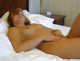 Nice hubby gets lovely homely fuck