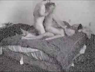Nice amateur broad gets double fuck