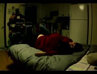 College dorm spy camera catches AWESOME sex