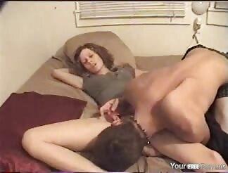 Donna wants her man friend Richard to screw her
