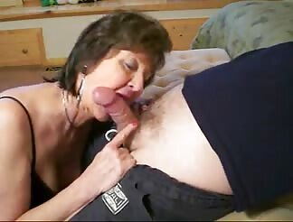 older lady is a horny girl