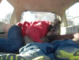 Camping trip car oral sex