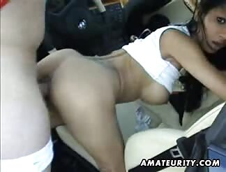 Hardcore anal outdoors with my gf
