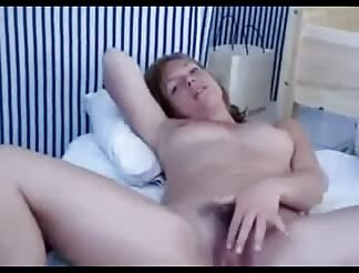 delicious lady gets hairy vagina licked and stuffed