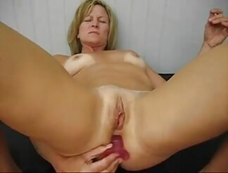 Ex wife doing a DP untill she cums