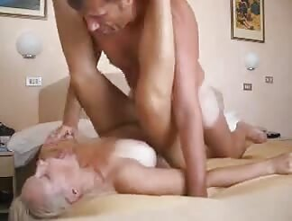 Lovers fucking during holiday