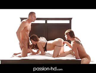 PassionHD Sensual Double Penetration Creampie